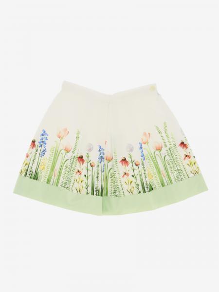Skirt kids Il Gufo