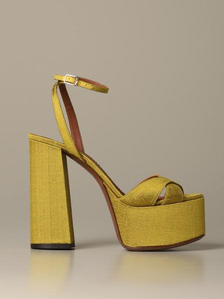 Sandales L'autre Chose à bandes croisées