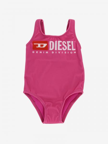 Costume Diesel intero con logo
