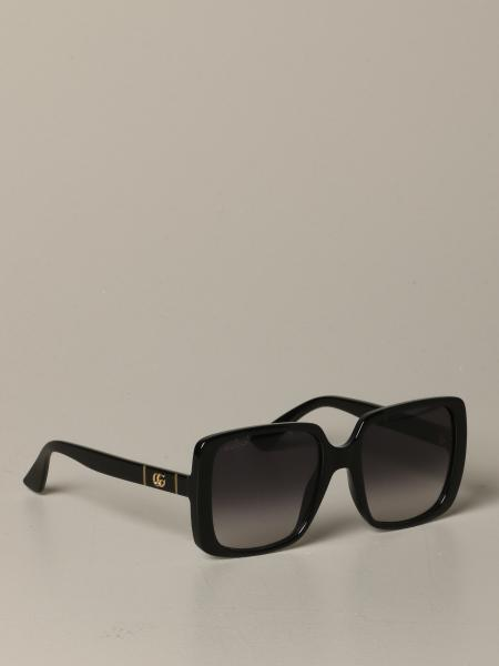 Gucci acetate glasses with GG monogram