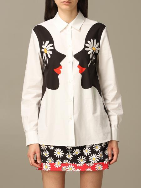 衬衫 女士 Boutique Moschino