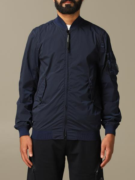 C.p. Company sporty nylon jacket with zip