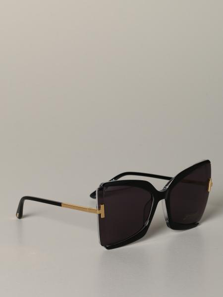 Tom Ford glasses in acetate and metal