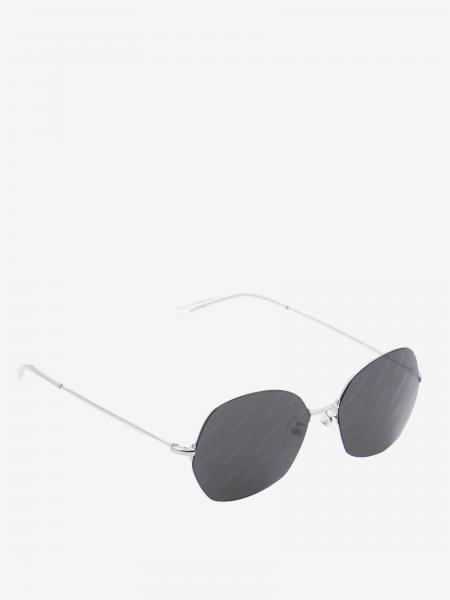 Balenciaga metal sunglasses