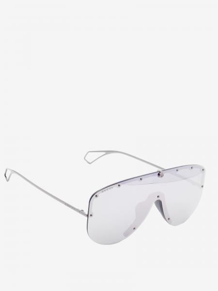 Gucci Metall Sonnenbrille
