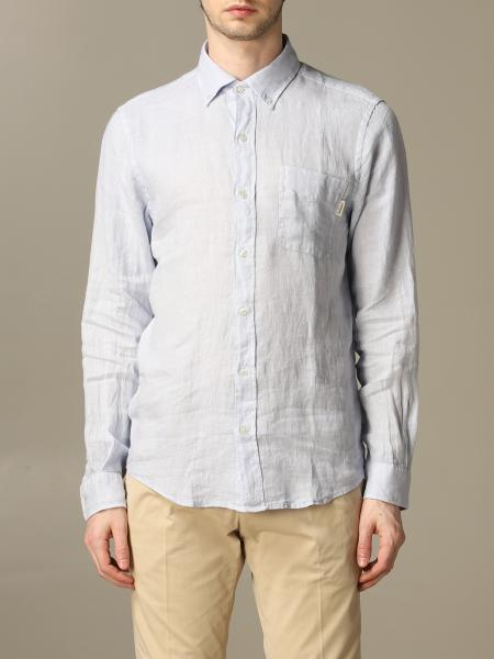 Roy Rogers shirt with button-down collar