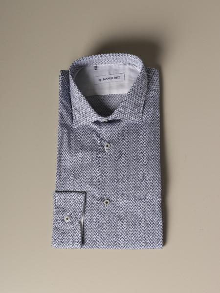 Рубашка Мужское Manuel Ritz