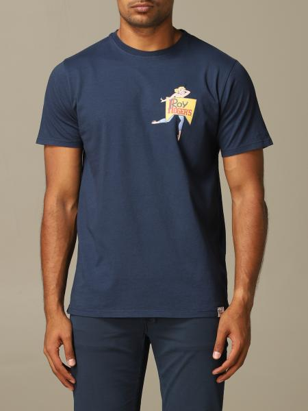 T-shirt Roy Rogers con stampa logo