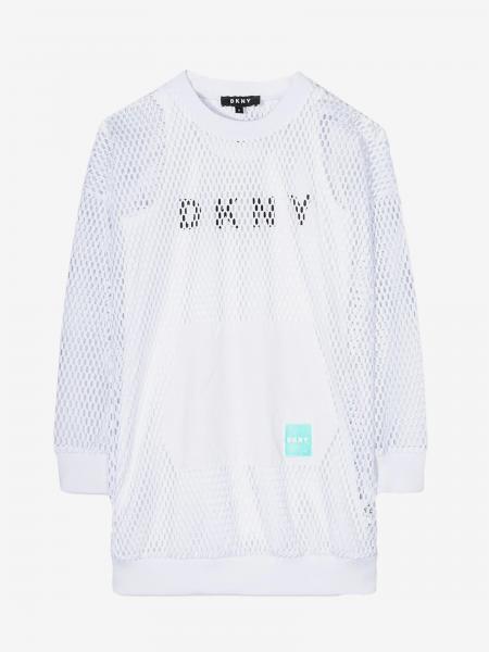 Dkny Kleid mit Logo