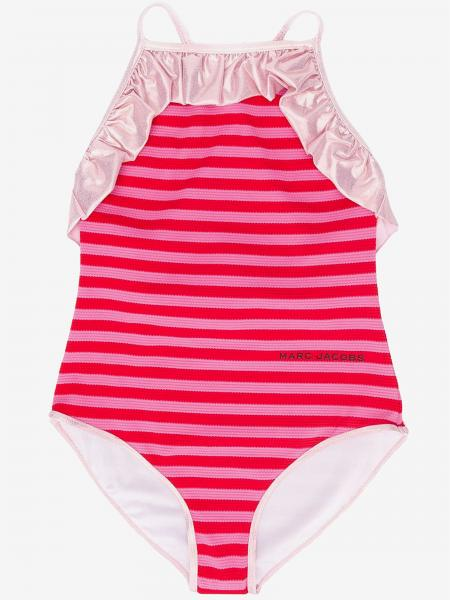 Little Marc Jacobs 条纹泳装