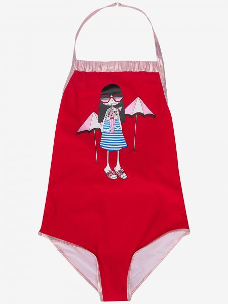 Costume Little Marc Jacobs intero con stampa