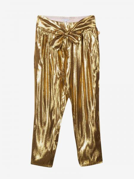 Pantalone Little Marc Jacobs laminato