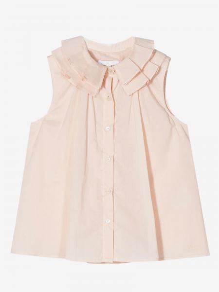 Camicia Chloé con rouches