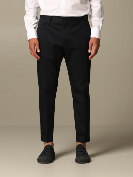 Low Brand formal trousers with regular waist