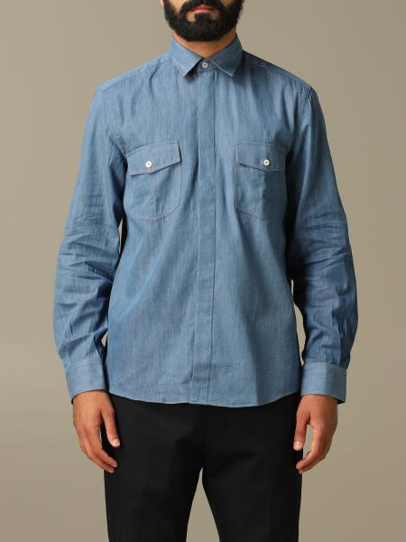 Low Brand denim shirt
