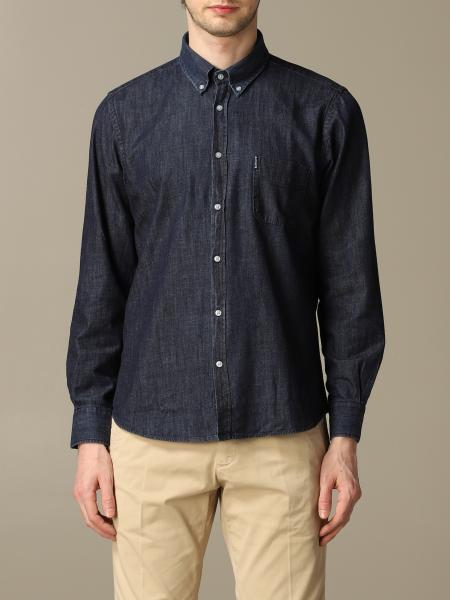 Camicia Barbour con taschino