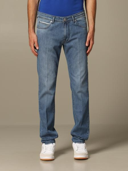 Pantalone Briglia in denim used