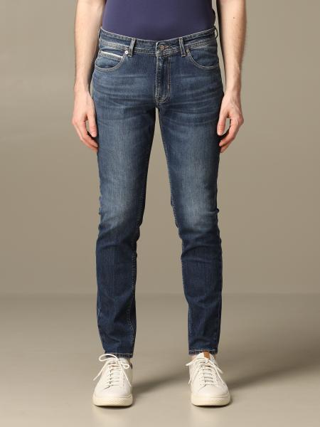 Jeans Briglia in denim used