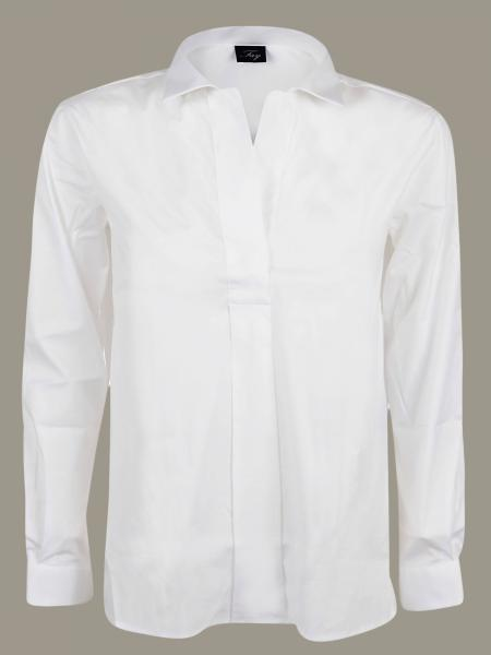 Fay basic long-sleeved shirt