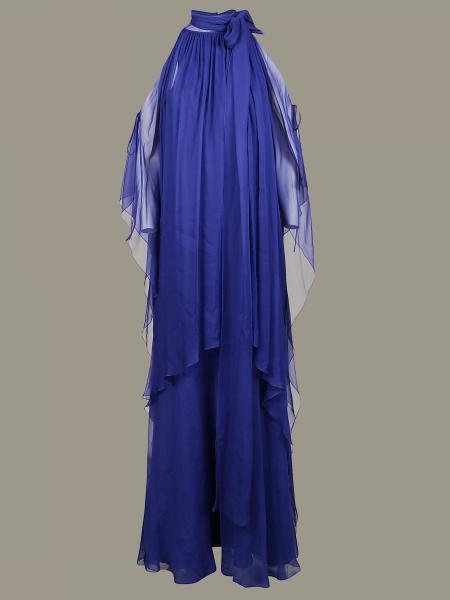 Alberta Ferretti 长款连衣裙