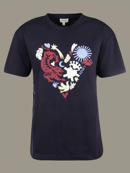 Kenzo logo 短袖 T恤