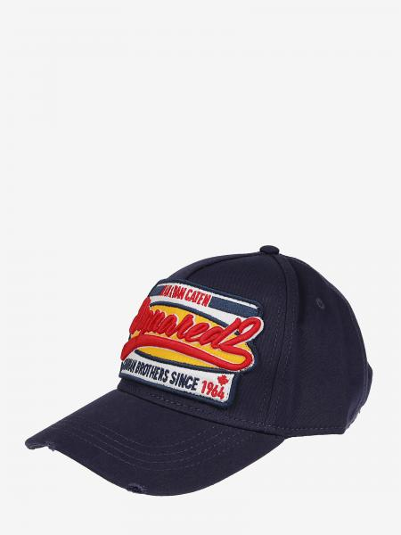 Dsquared2 hat with logo