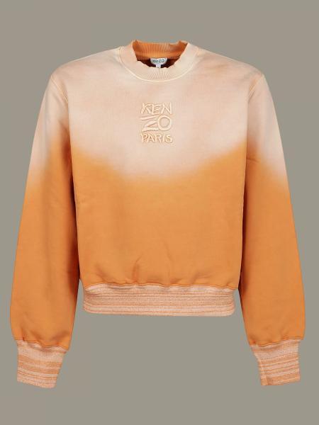 Kenzo Sweatshirt mit Rundhalsausschnitt und Logo