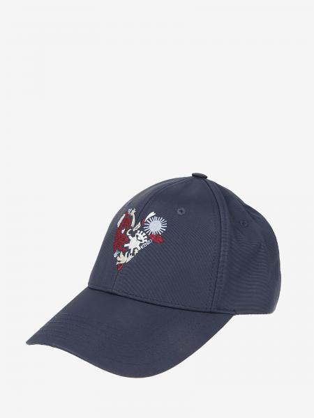 Kenzo logo 心型印花帽子