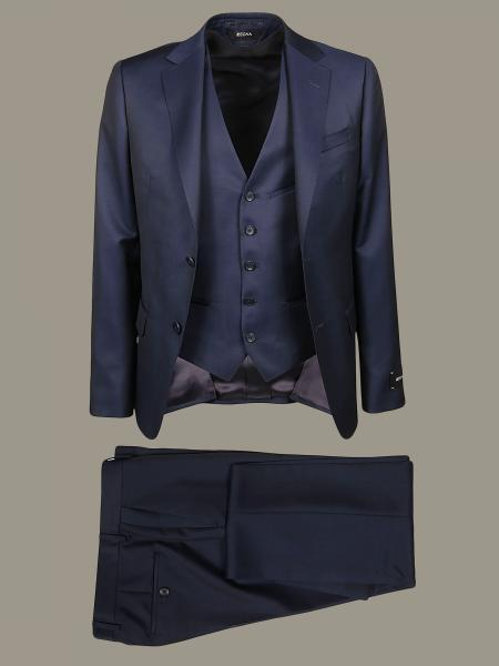 Suit men Z Zegna