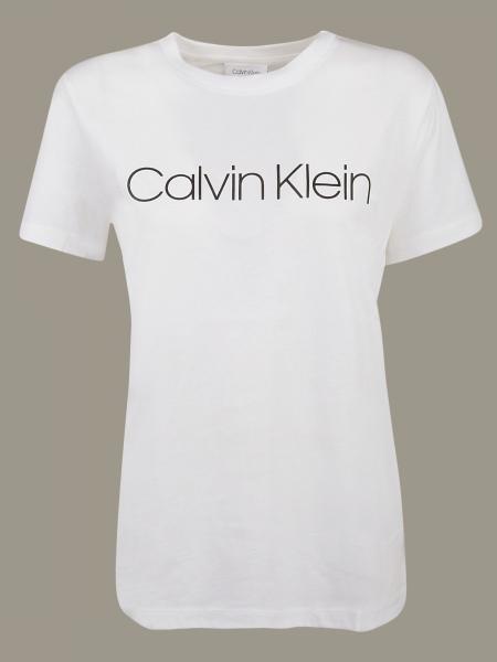 T-shirt Calvin Klein con logo