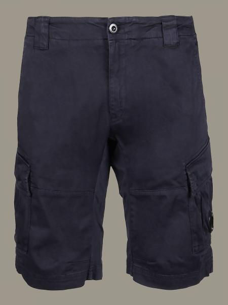 Pantaloncino C.p. Company con tasche a toppe