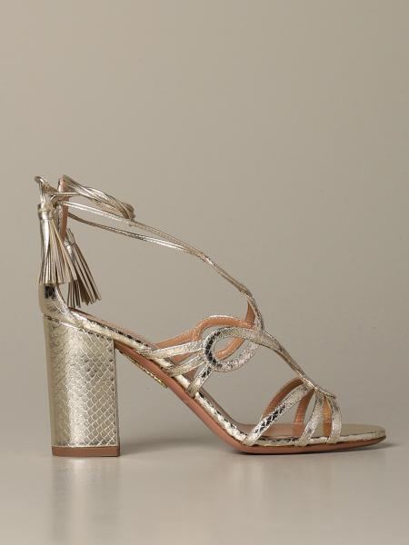 Sandalias de tacón mujer Aquazzura