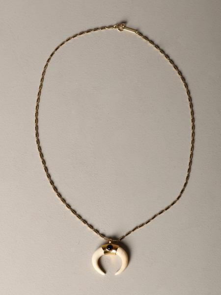 Collana Isabel Marant con pendente