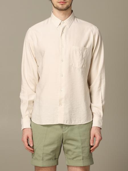 Alexandre Mattiussi Ami shirt with patch pocket