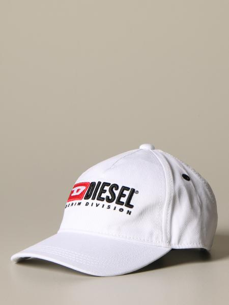 Diesel hat with logo