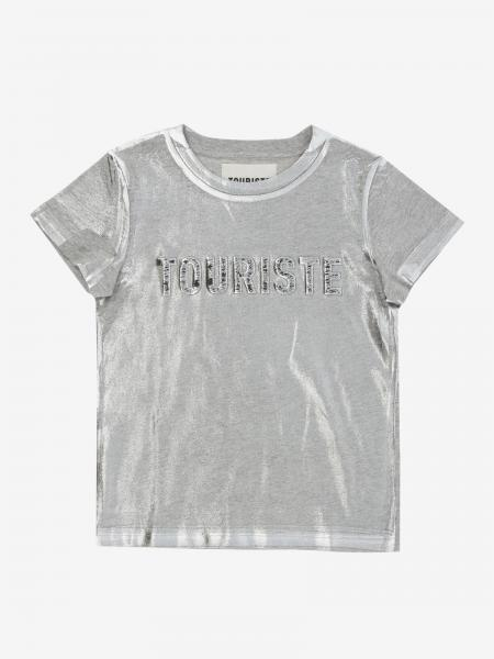 Touriste T-Shirt mit Logo