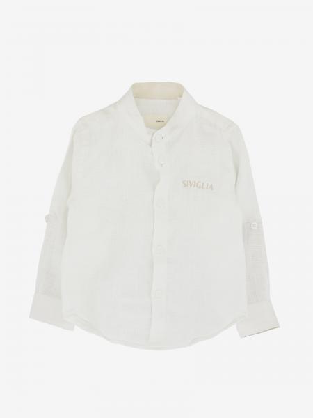 Camisa niños Siviglia