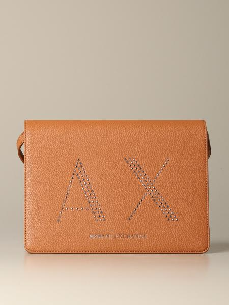 Armani Exchange shoulder bag in synthetic leather