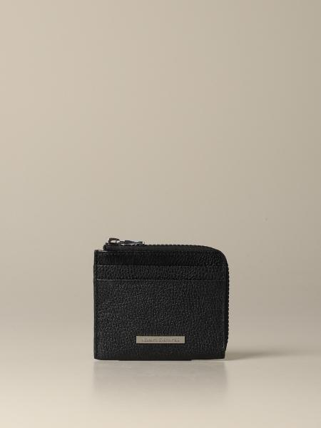 Portefeuille Armani Exchange en cuir synthétique