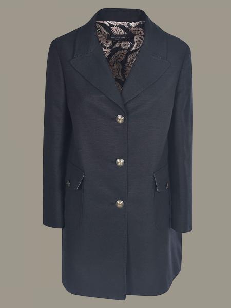 Coat women Etro