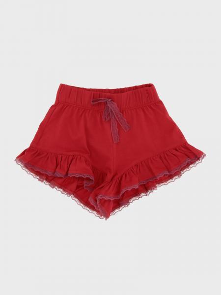 Pantalons courts enfant Caffe' D'orzo