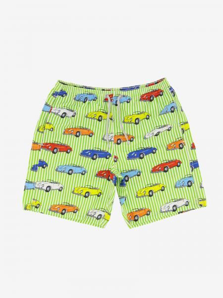 Mc2 Saint Barth 印花泳裤