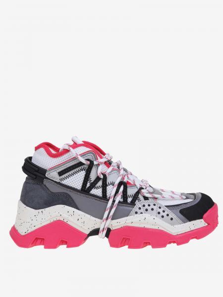 Kenzo 橡胶微型网眼运动鞋