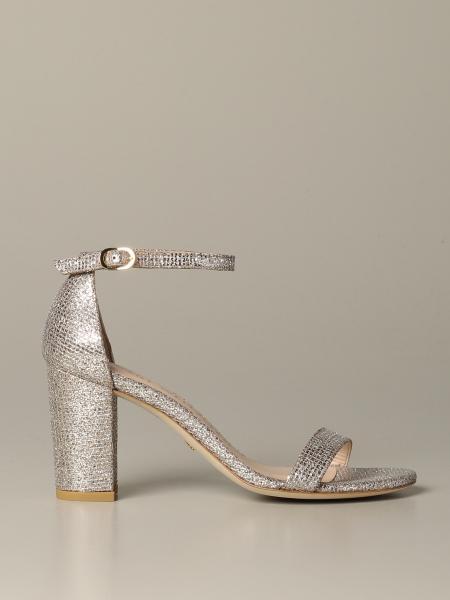 Sandalo Stuart Weitzman lurex