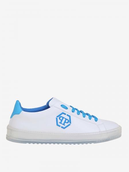 Sneakers Philipp Plein in pelle con logo