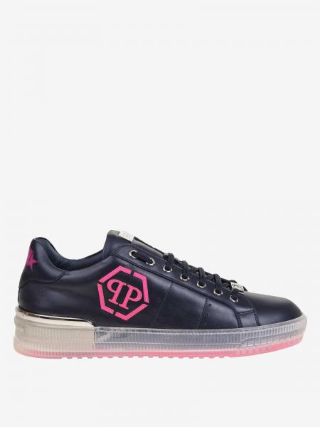 Philipp Plein sneakers in leather with logo