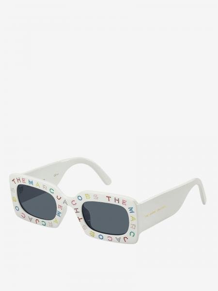 Marc Jacobs logo 醋酸纤维太阳镜