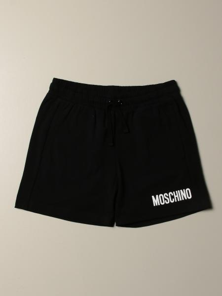 Pantalons courts enfant Moschino Kid