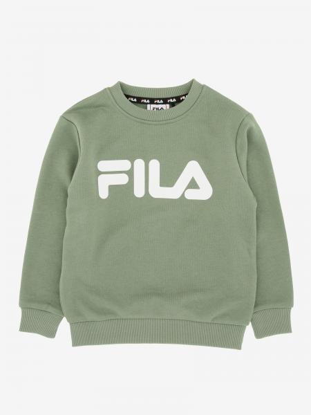 Fila Basic Sweatshirt mit Rundhalsausschnitt
