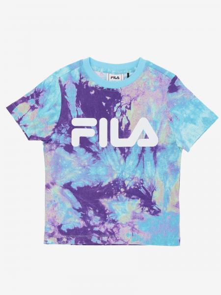 Fila T-Shirt mit Print